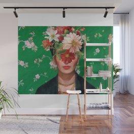 Frida Flow Wall Mural