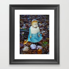 Autumn 10-27-2007 150 Framed Art Print