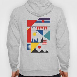 LANDSCAPES FROM THE PAST Hoody