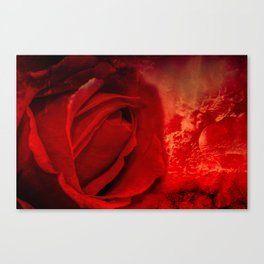 Passion Canvas Print