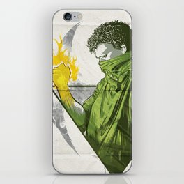 The Battle is Won iPhone Skin