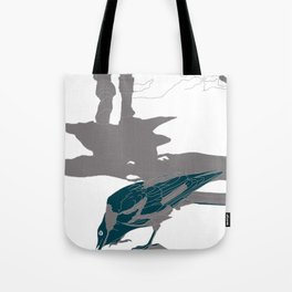 Hansel and Gretel - brothers Grimm illustration Tote Bag