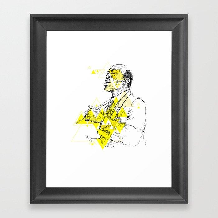 JoJones Framed Art Print