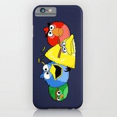 Angry Street Birds Slim Case iPhone 6