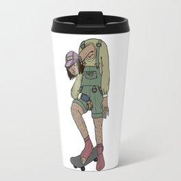 Overalls Travel Mug