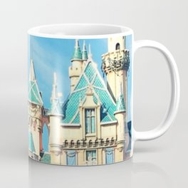 Sleeping Beauty Castle 60th Anniversary Coffee Mug
