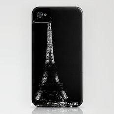 Paris by night iPhone (4, 4s) Slim Case