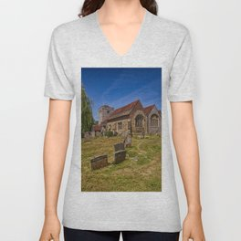 St Mary The Virgin Ringmer Unisex V-Neck