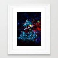 fullmetal alchemist Framed Art Prints featuring Two Alchemist by BradixArt