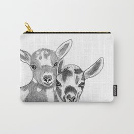 goats Carry-All Pouch