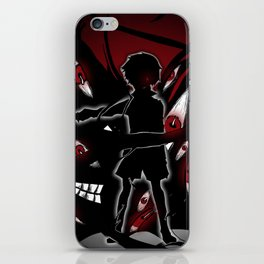 The Obscure Pride V2. iPhone Skin