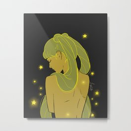 Sailor M oon Metal Print