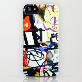 grafiti v.5 iPhone Case