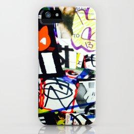 grafiti v.5 iPhone Case