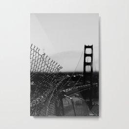 Golden Gate Bridge No. 2 Metal Print
