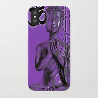om iPhone & iPod Cases featuring OM by Enri-Art