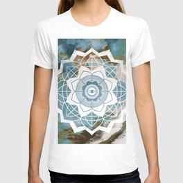Nature Atmospheric Mandala T-shirt