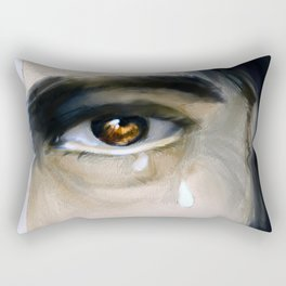 Art prints by Patricia Ortega Rectangular Pillow