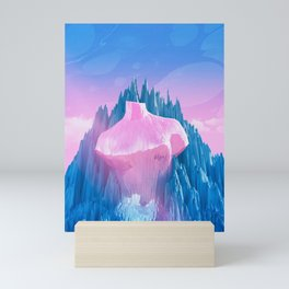 Mount Venus Mini Art Print