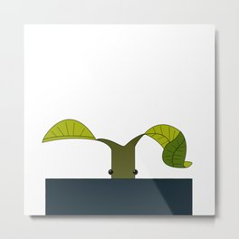 Pickett the Bowtruckle Metal Print