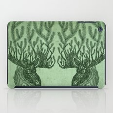 Moose-fir iPad Case