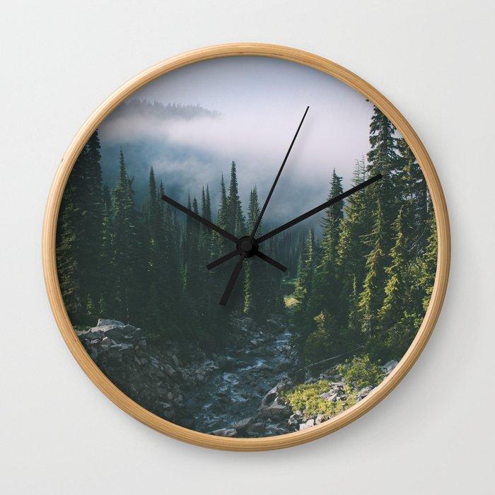 Washington III Wall Clock