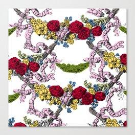 Corinthian Grapes 2 Canvas Print