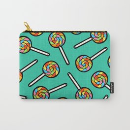 Rainbow Lollipop Pattern Carry-All Pouch