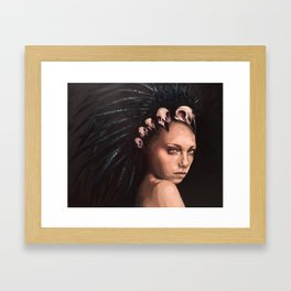 Prophet Framed Art Print
