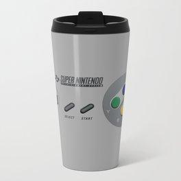 Classic Nintendo Controller Metal Travel Mug