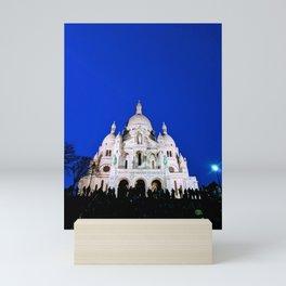 Sacre Coeur - Paris - France Mini Art Print