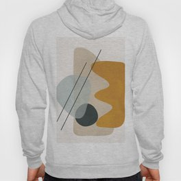 Abstract Shapes No.27 Hoody