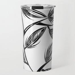 Flower Buds Travel Mug