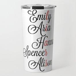 Two Can Keep a Secret... Travel Mug