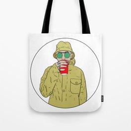 """Mac Miller R.I.P """"Juice"""" Tote Bag"""