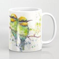 Family (Rainbow Bee Eaters) Mug
