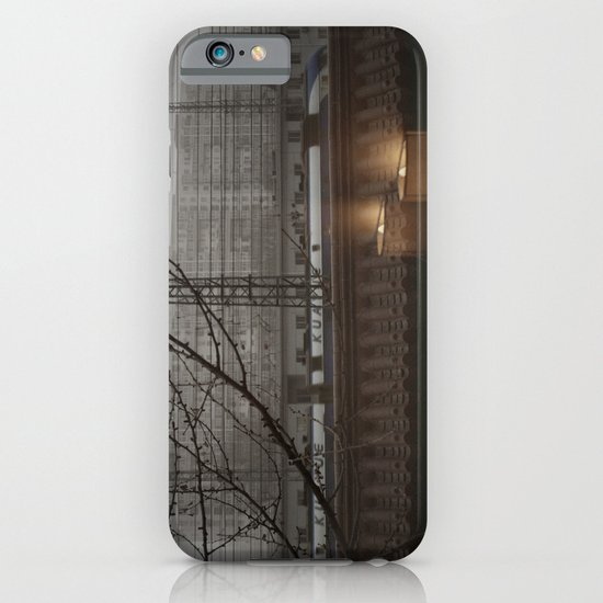 Morning Line iPhone & iPod Case