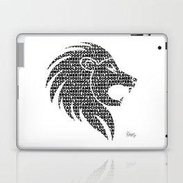 Ferocious Lion Laptop & iPad Skin