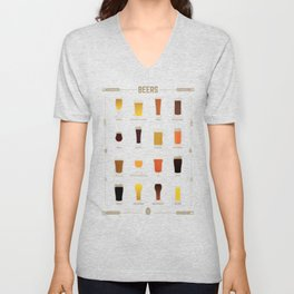 Beer Guide Unisex V-Neck