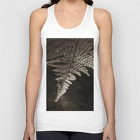 fern Tank Tops featuring Fern by Olivia Joy StClaire