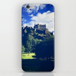 Edinburgh's Garden View. iPhone Skin