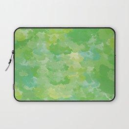 Color Splash: treetops Laptop Sleeve