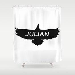 Julian Eagle Shower Curtain