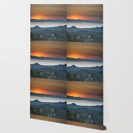 Vibrant Sunset Wallpaper