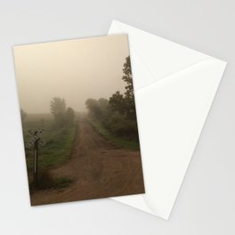 Nowhere, ND Stationery Cards