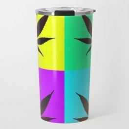 GreenRush - PopLeaf Travel Mug