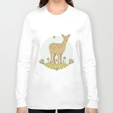 Little Deer Long Sleeve T-shirt