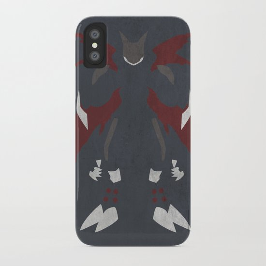 Cyberdramon iPhone Case