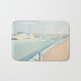 The Channel of Gravelines, Petit Fort Philippe Bath Mat