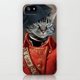 General Leonard J.Katz iPhone Case